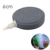 Aquarium Super Bubble Disk Airstone Dia 6cm Aeration And Oxygenation Fish Tank Decoration Drop shipping