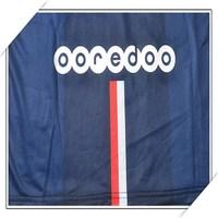 2015 Factory Price Fans Version ParisFC Home Jersey,Men Outdoor Breathable ParisFC 14/15 Blue Jersey,Size S-XL,Free Ship