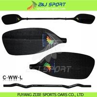 Carbon Fiber Paddle Whitewater Canoe
