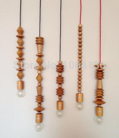... lampadari di legno edison lampadari lampade per la casa illuminazione