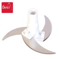 Free shipping/BEAUT three leaf cutter knife / cutting meat blade / kitchen gadgets / 1.5L processor