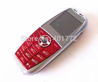 Super Mini Cell Phone Metal Body Luxury Phone Dual Sim Dual Standby Camera Bluetooth FM Radio Bluetooth Russian Menu/ Keyboard