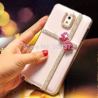 Galaxy S5 mini Luxury Hard Crystal Handmade Bling Diamond Rhinestone Case Cover For Samsung Galaxy S5 Free Shipping 10pcs/lot