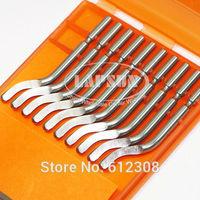 10pcs LEEWAY S10 Swivel Blades Deburring Tool BS2010  HSS Steel suitable for Deburring Metal Plastic Wood