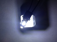 100PCS/lot T10 5SMD super bright led reading light,new interior lamp for auto cars by China post air mail ID182719