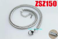 3.6mm Flat net stainless steel brace lace fashion bracelet  fashion jewelry 20pcs ZSZ150