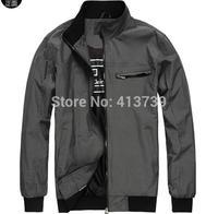 2014 collection Men's leisure breathable leisure jacket, big yards package mail M L XL XXL XXXL