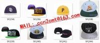 2014 Adjustable Hip Hop Snap back TMT Snapback Caps Hats Baseball Caps For Men and Woman Retail & Wholesale (163 COLORS) cmt
