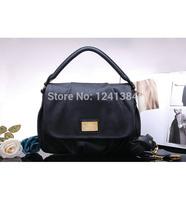 Mar (Classic With Cross-body Strap Women Handbag Bags Purse 3196 red black color should bag