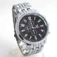 Luxury High Quality Wholesale Wrist Watches Men fashion Stainless Steel Analog Quartz Watch TSW178