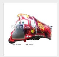 New 10p Cartoon Balloon Truck  Shape  Helium Foil Balloon Birthday Party Wedding Decoration Christmas Gift  Kids   Toy