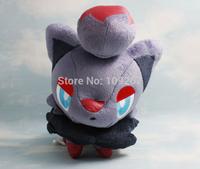"""BANPRESTO Pokemon Plush Toy Zorua Stuffed Animal Pokedoll 8"""" Doll"""