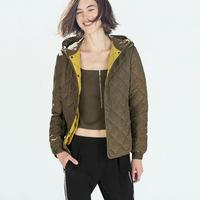 L2838 winter women coat 2014 new brand fashion jacket luxury warm thicken parka hooded jacket women coat jacket