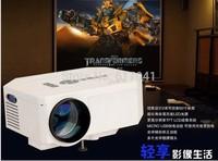 UC30 HDMI Home Theater Mini Led Projector Keystone Correction TV Movie Support HDMI VGA AV Portable