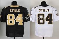 Cheap #84 Kenny Stills Jersey Black Elite Stitched Men's america Football Jerseys 84 Stills Free Shipping 2014 New Jersey
