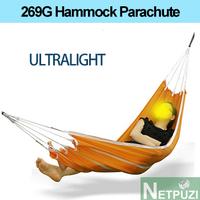 NatureHike-NH Single Hammock parachute cloth outdoor sports ultralight leisure garden swing hanging chair
