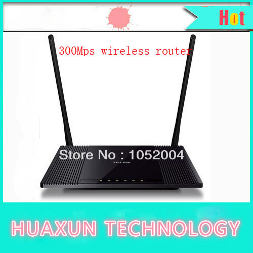 TP link newest 300Mbps wi fi router ,adsl networking roteador wireless,2 wi-fi antenna wifi router,192.168.1.1,TL-WR845N(China (Mainland))