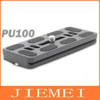 Tripod Monopods PU-100 Quick Release Plate Benro B0 B1 B2 J1 N1 Tripod Ballhead Arca Swiss