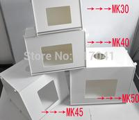 4pcs/lot professional Portable photo light box studio SANOTO lot MK30 + MK40 + MK45 + MK50 (total 4 pcs) 25