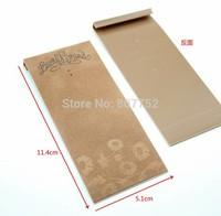 Wholesale Fashion Jewelry Package  PVC Bracelet Card Tag