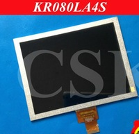 "New number KR080LA4S tablet LCD display screen within 8 ""1024 * 768 resolution"