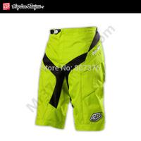 High Quality with Pad! 2013 Troy lee designs TLD Moto Shorts Bicycle Cycling Shorts MTB BMX DOWNHILL Dark Green Short Pants hrf