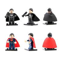 3set The Latest Decool Superhero Series, The Avengers Alliance Children Educational Assembled Block. No Original Box