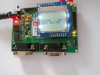 GPS  GPRS development board STM32 SIM908 send LCD moudle