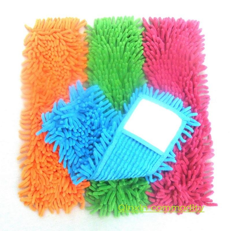Microfiber Flat Mop System Microfiber Mop Head Flat