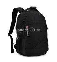 Men 's Fashion Sports Student Backpack Brand Swiss Gear Laptop Backpacks Men' s travel Backpacks School Bag Free Gift