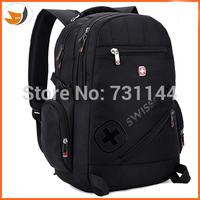 Fashion Swiss Gear Quality Men 's Travel Bags 1680D Nylon Swissgear Outdoor Sports Computer Business  School Backpack Bags