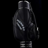 The new Honest golf bag four straight into the lighter gas lighter high lighter