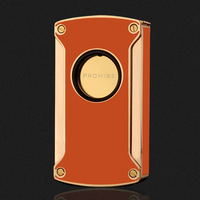 Bainuo touch laser induced air thin metal windproof lighter lighter genuine personality.