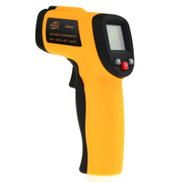 BENETECH GM550 -50~550C LCD IR Infrared DigitalTemperature GunThermometer (-58~1022F) Emissivity:0.95 Infrared Thermometer
