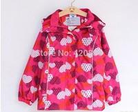 Gilrs trench coat jackets retail, kids autumn coat thicker fleece hooded jackets TOPOLINO coat with fleece collared