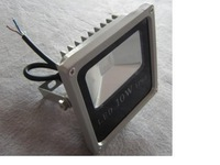 10W RGB LED flood light;DC12V input;with 4 wire PWM driver inside