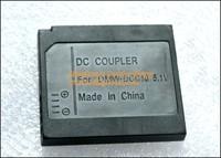 Fake Battery DMW-DCC10 DMW DCC10 DMWDCC10 DC Coupler Fit for Panasonic Lumix Cameras DMC FT25 TS20 TS25 FX77 FX78 FX80 FX90 FP5
