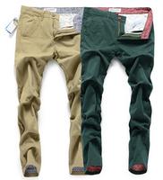 Free Shipping Leisure Casual pants 2014 Skinny Slim Fashion TOP Brand Cotton Mens Jeans Men Denim Trousers D9029