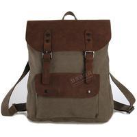 FREE SHIPPING Winter fashion explosion models retro canvas bag shoulder bag canvas backpack men's backpacks