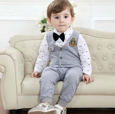 Newborn Dress Clothes Boy