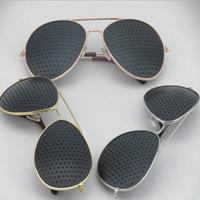 Oculos De Grau Feminino Top Fashion Magnetic Reading Glasses 2014 Factory Direct Selling Glasses Pore Aperture Pinhole Wholesale