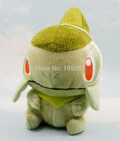 "Pokemon 5"" kibago Axew toy pocket soft plush doll lovely children gift"