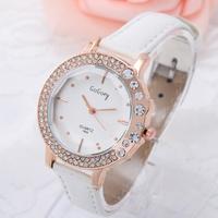 High Quality  Brand Leather Strap Watches Women Dress Watch Relogio Waterproof Ladies Watch Gift Clock