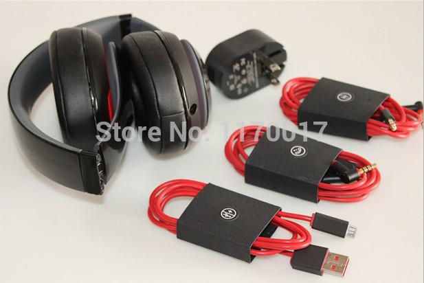 6 pçs/lote venda quente 2.0 versão melhor cancelamento de ruído DJ On Ear headphones grátis EMS / DHL(China (Mainland))