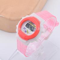 Fashion Sports Cartoon Watch Digital Watches Waterproof Wristwatches Student Children's Shock Resistant Multifunctional Hours