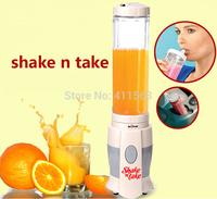 Shake n take mixer juice machine multifunctional Mini Electric Fruit juicer Pocket Sports Bottle Blender squeezer for smoothies