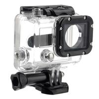 Free Shipping GoPro Hero3+/Hero3 60M Waterproof  Diving Housing Skeleton Housing Protective Housing  Case for Gopro Hero3+/Hero3