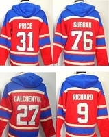 2014 men's hockey sweater sports jerseys  Montreal Canadiens 76 Subban Jersey Red Home Team Color Authentic Stitched CH logo