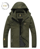 new 2014 men camping & hiking jackets,softshell jacket men,outdoor men sport clothes size L-XXXL ANZ154V80
