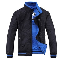 2014 new mens jackets and coats, casual jacket ,outdoor sports jacket coat for men XL-5XL ANZ156V60